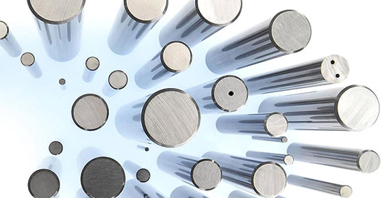 CARBIDE RODS, BARS & PREFORMS